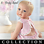Tiny Miracles Just A Little Loving Realistic Baby Doll Collection: So Truly Real