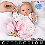 Precious Moments Tiny Miracles Precious Miracles Baby Doll Collection: So Truly Real