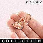 Micro-Miracles Blessed Wee Ones Realistic Miniature Newborn Baby Doll Collection