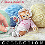 Heavenly Handfuls L'il Kitten Loves Plush Doll Collection