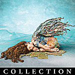 Collectible Fairy Figurine Collection: A Mother's Tender Love