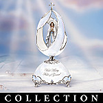 Blessings Of Mary Religious Music Box Collection