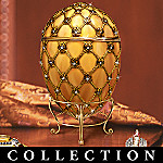 Collectible Peter Carl Faberge Style Imperial Egg Collection