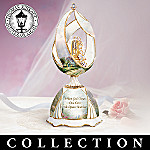 Thomas Kinkade Treasured Blessings Collectible Christian Music Box Collection