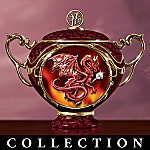 Imperial Chinese Dragon Collectible Music Box Collection
