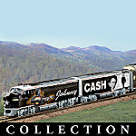 The Collectible Johnny Cash Express Train Collection