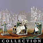 Universal Studios Monsters Halloween Village Accessories Collection