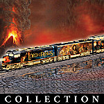 The Lord Of The Rings Express Train Collection