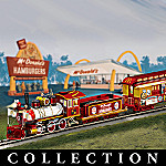 McDonald's 50th Anniversary Collectible Electric Train Collection