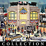 Chicago White Sox Collectible Christmas Village Collection