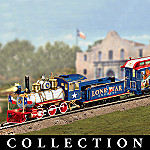 Lone Star Express Texas Pride Electric Train Collection
