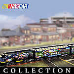 NASCAR(R) Raceways Express Train Collection