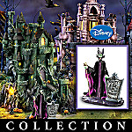 Disney Villains Collectible Halloween Village Collection: Unique Halloween Decor
