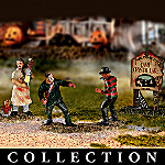 Village Of Horror Classics Village Accessory Figurine Collection