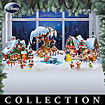 Disney Holiday Village Collection: Collectible Christmas Decoration