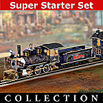 The Munsters Express Halloween Train Collection With Super Starter Set