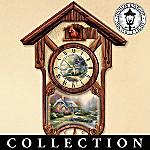 Disney Cinderella Collectible Porcelain Clock: Enchanted Hours