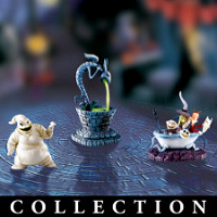 Nightmare Before Christmas Village Accessories