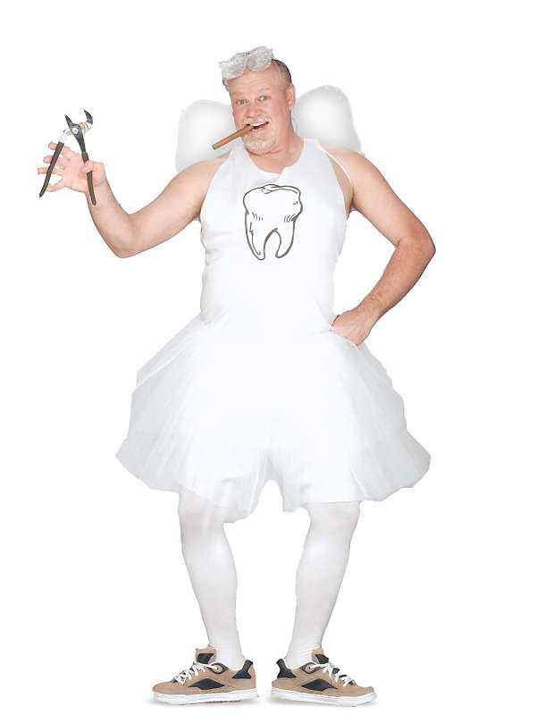 adult tooth fairy costume