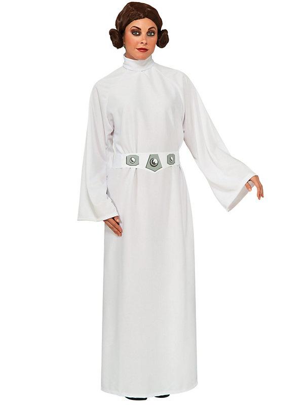 star wars princess leia halloween costume for women ebay. Black Bedroom Furniture Sets. Home Design Ideas