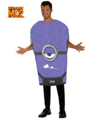 Adult Despicable Me Evil Minion Costume