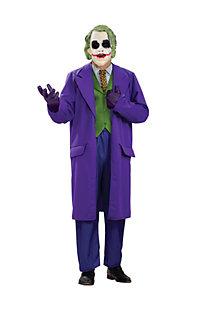 Deluxe Joker Plus Size Costume