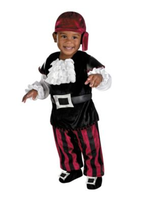 Click Here to buy Puny Pirate Baby Costume from Wholesale Halloween Costumes