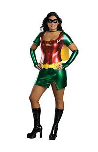 Women's Plus Size Robin Costume