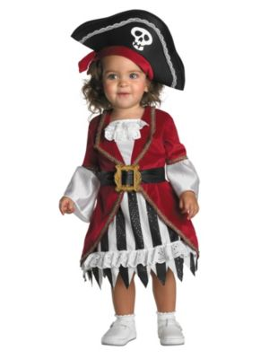 Click Here to buy Pirate Princess Costume for Baby from Costume Super Center