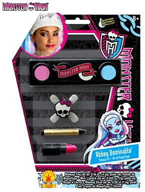Child Monster High Abbey Bominable Makeup Kit
