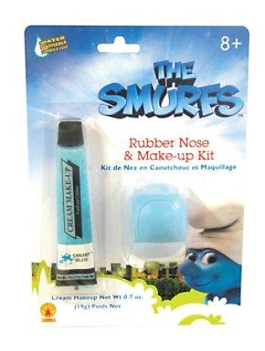 Smurfs Makeup and Nose Kit