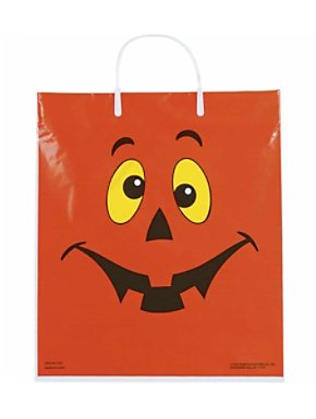Spooky Smiles Candy Tote Bag