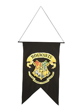 Hogwarts Banner Harry Potter