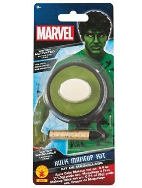 Green The Hulk Body Paint