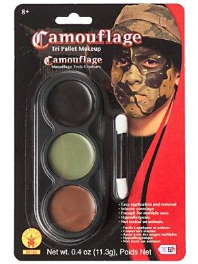 Tri Color Palettes Camo