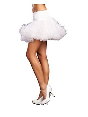 Women's Ursula White Petticoat