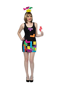 Womens board amp video games halloween costumes at costume supercenter