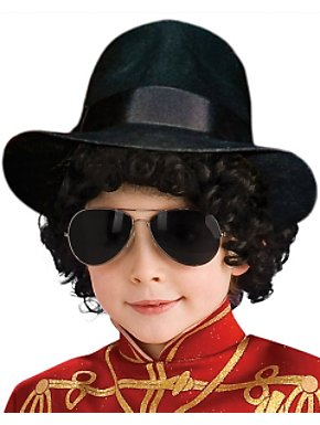 Child Michael Jackson Fedora Hat