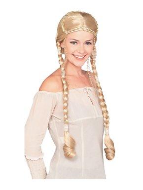 Renaissance Lady Wig Adult