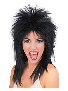 Unisex Superstar Wig Adult
