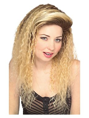 Jersey Girl Blonde Wig Adult