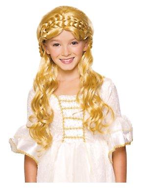 Enchanted Blonde Wig Child