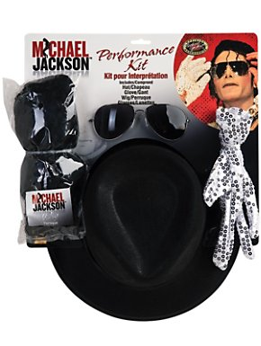Michael Jackson Costume Kit