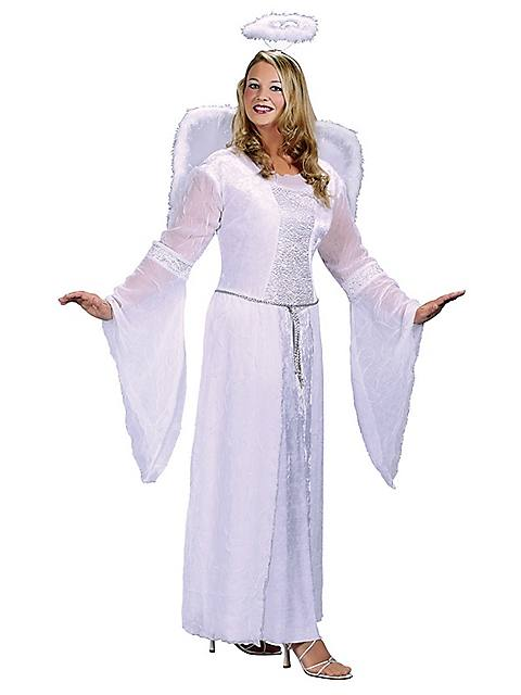 plus size angel costume -  Plus Size Lingerie Boutique