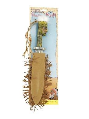Native American Hunting Knife