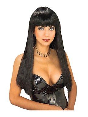 Cheri Black Wig Adult