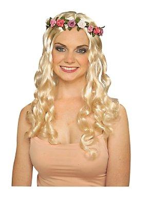 Flora Fairy Wig Adult