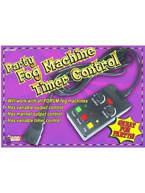 Fog Machine with Timer Control
