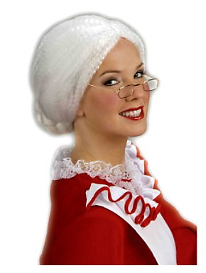 Women's Miss Santa Wig