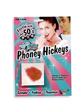 Phony Hickeys